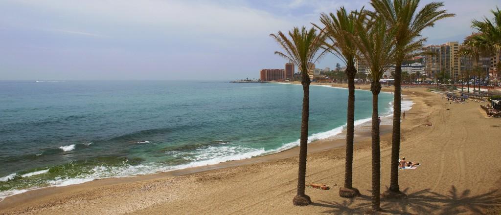 200 meter til Playa Santa Ana og Playa Bil Bil